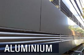 aluminium home