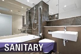 sanitary home