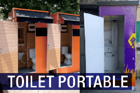 toilet portable home