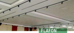 Pemasangan Plafon Gypsum