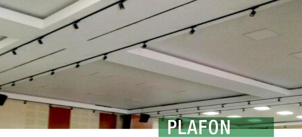 Supplier Plafon