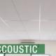 plafon accoustic