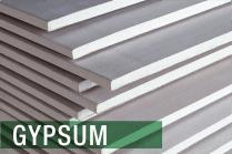 plafon gypsum