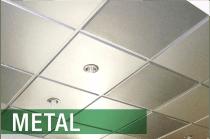 plafon metal