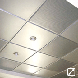 plafon Metal Ceiling Lay In