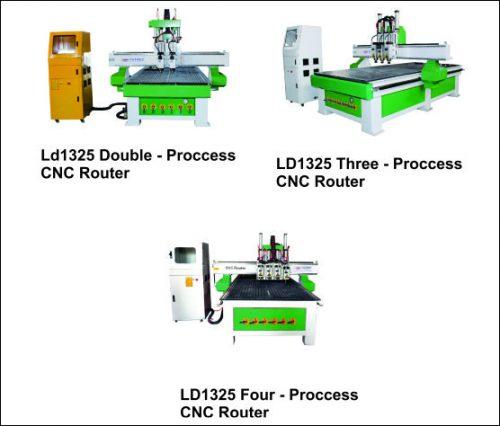 1325-Multi-Proccess-Wood-CNC-Router