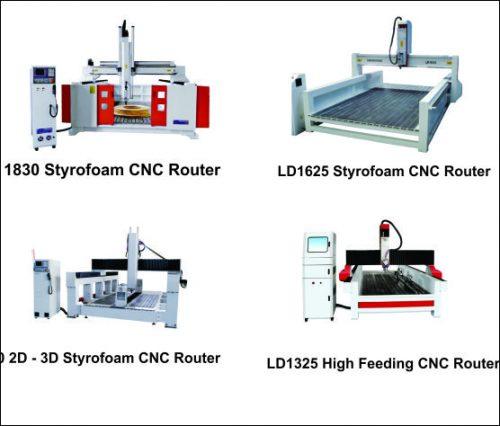 Styrofoam-CNC-Router