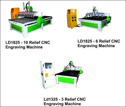 Relief-CNC-Engraving-Machine