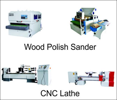 WOOD-POLEESH-SANDER-CNC-LATHE