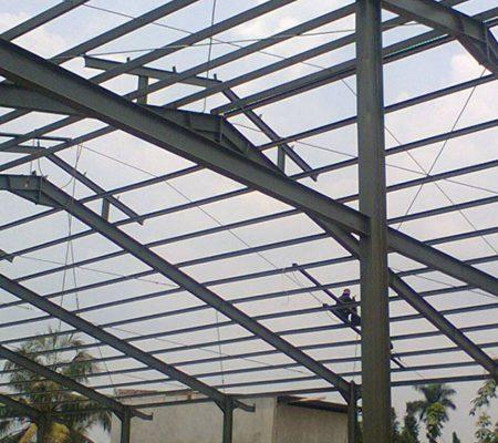 atap baja