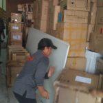 Delivery Material Bp Rizal Ke Ekspedisi Malindo