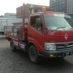 Delivery material Bp Alvredo 2