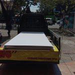 Delivery material Bp Helmy Bogor
