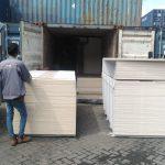 Loading Drop Material Gypsum Knauf 5