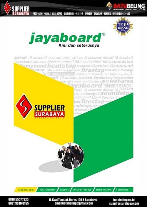 Brochure JAYABOARD BB 01